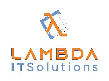 lambda logo-inv